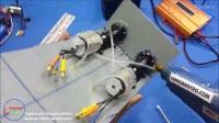 自制涡轮喷气发动机双喷射正式上阵      (●'◡'●)