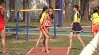 铜盂镇第一届小学生田径运动会实况一05