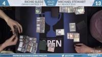 SCGINDY - Round 8 - Richie Sledz vs Michael Stewart