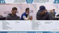 SCGINDY - Quarterfinals - Dan Musser vs Garrett Strause