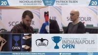 SCGINDY - Finals - Nicholas Byrd vs Patrick Tilsen