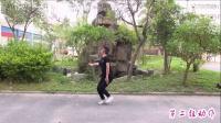 《我爱你勐巴拉娜西 正背表演与动作分解》广西廖弟广场舞