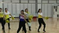 黑龙江农垦职业学院第四届校园啦啦操大赛
