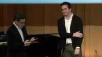 男高音弗洛雷兹声乐大师班 (Juan Diego Flórez) 2017年2月15日于 巴塞罗那加泰罗尼亚音乐厅