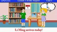 小学英语河北版六年级上册同步视频课堂