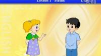 初中英语河北版七年级上册同步视频课堂