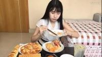 【第五期】甜食特辑+家乡小吃 毛毛虫面包 肉松卷 虎皮蛋糕 蛋黄酥 蓝莓面包夹蛋糕 夹