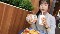 【第十二期】汉堡王 2个汉堡+小薯+冰淇淋
