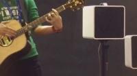广州乐器展倍铃(BELCAT)无线音孔拾音器&busker box演奏片段