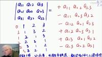 线性代数同步课程(非考研)1-3,n阶行列式的定义和特殊行列式的计算