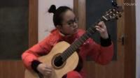 怀化古典吉他 雷吉那尼随想曲15号 欧阳霖11岁