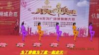 2017年最新广场舞茶姐广场舞大风的歌