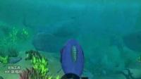 【落尘】新游体验 海底大猎杀,食人鱼大战鲨鱼无限进化之路开启ep1  小蓝鱼出入江湖               籽岷奇怪君红叔五歌粉鱼大橙子小枫推荐游戏