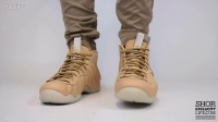 Nike Air Foamposite Pro AS Premium -Vachetta Tan 上脚欣赏