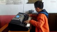 八级电子琴独奏《杨柳青》2