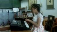 四级电子琴独奏《紫竹调》8