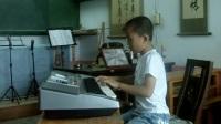 四级电子琴独奏《紫竹调》9