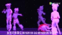 刘老师2017最新清丰幼儿园六一舞蹈14、舞蹈11、舞蹈《小红帽与大灰狼》