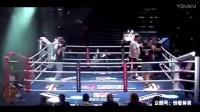 不是一个人的战斗!比赛结束后拳手不服气双方上演一场混战