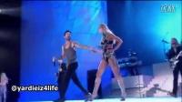 Maroon 5做客维多利亚的秘密内衣秀歌舞秀Moves Like Jagger!_高清