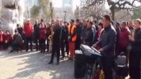 电子琴演奏(淄博市人民公园为歌迷伴奏)