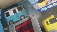 TAYO 小巴士  托运车 泰路巴士 多多岛玩具