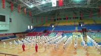 江西省第七届老年运动会开幕式现场彩排视频