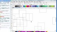 平面设计CDRX7入门基础软件学习培训教学视频教程厉害了 CDRX7基础软件工作界面认识 (3)
