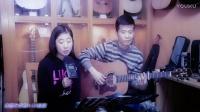 《你是我的一首歌》朱丽叶指弹吉他弹唱视频