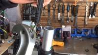 单车基械匠 公路车组装 之 前叉截管 碗组安装 吊芯安装 顶盖安装 把立顶盖标准扭力值 山地车前叉安装通用 自行车组装