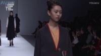 #深圳时装周# KAVON / HO SHUJUN 2017秋冬系列