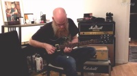 Per Nilsson - Beer-driven mixolydian improvisaton at the Daniel Palmqvist reside