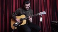 马丁d28 maquis侯爵vs Eastman E40d 葫芦娃大乱斗系列吉他评测 木弦吉他出品