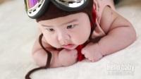 李明霖-百天&HELLO BABY儿童摄影工作室