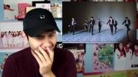 【韩流·搬运】MONSTA X - Beautiful MV (REACTION)  MONSTAX1STWINPLZ