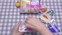 【小熙玩具屋Vlog】DIY日本食玩双色冰激凌雪糕