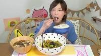 日本木下大胃王吃播大挑战(鳄梨+泡菜奶酪)直播间2017.3.23