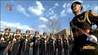 中国仪仗队的气场排山倒海,军姿飒爽,为中国军人点赞