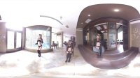 360 VR 全景 虚拟现实 颜值担当妮妮的喷火辣舞第二章