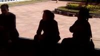 南县老中青阳光自乐队,在德昌公园演唱花鼓戏片段,(由都来福上传,电话:15073725139)