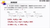 盘县七中李玉兰微课:离子反应发生先后的一般规律