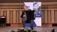 Эдуард Кнац演奏切尔尼科夫《孤独的手风琴》