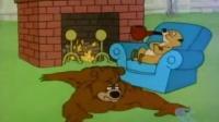 Barney Bear in Heir Bear 1953