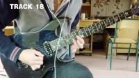 《地狱训练摇滚吉他第二册》第二章乐句演示(古典风格乐句集)