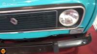 复古经典 实拍1976年款雷诺R4