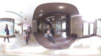 360 VR 全景 虚拟现实 颜值担当妮妮为粉丝准备的愚人节礼物-超性感喷火辣舞三连发!