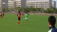 华侨大学VS南洋学院 校园足球精彩视频集锦(7-8名排名赛)