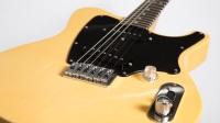 Swope电吉他 MG 牛油色/黑护板