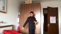 装修效果设计流程节目报道(3)地板定制家具_高清