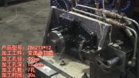 达人卧式多孔钻床ZB6213*12钻汽车变速器后盖